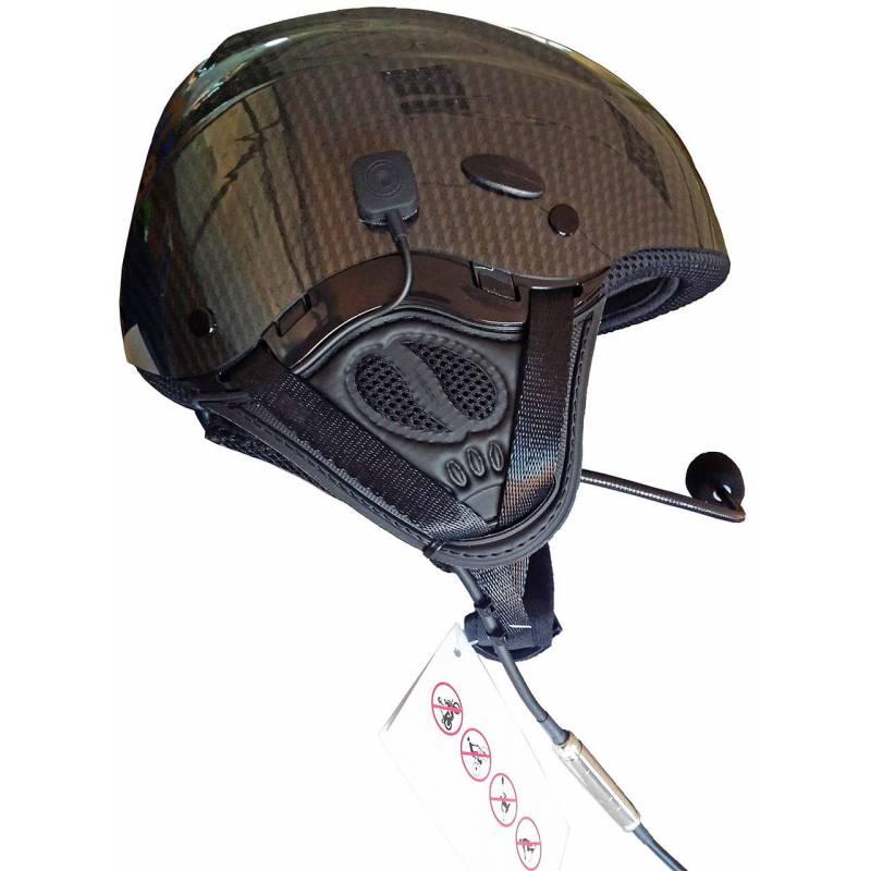 KIT comunicación casco abierto