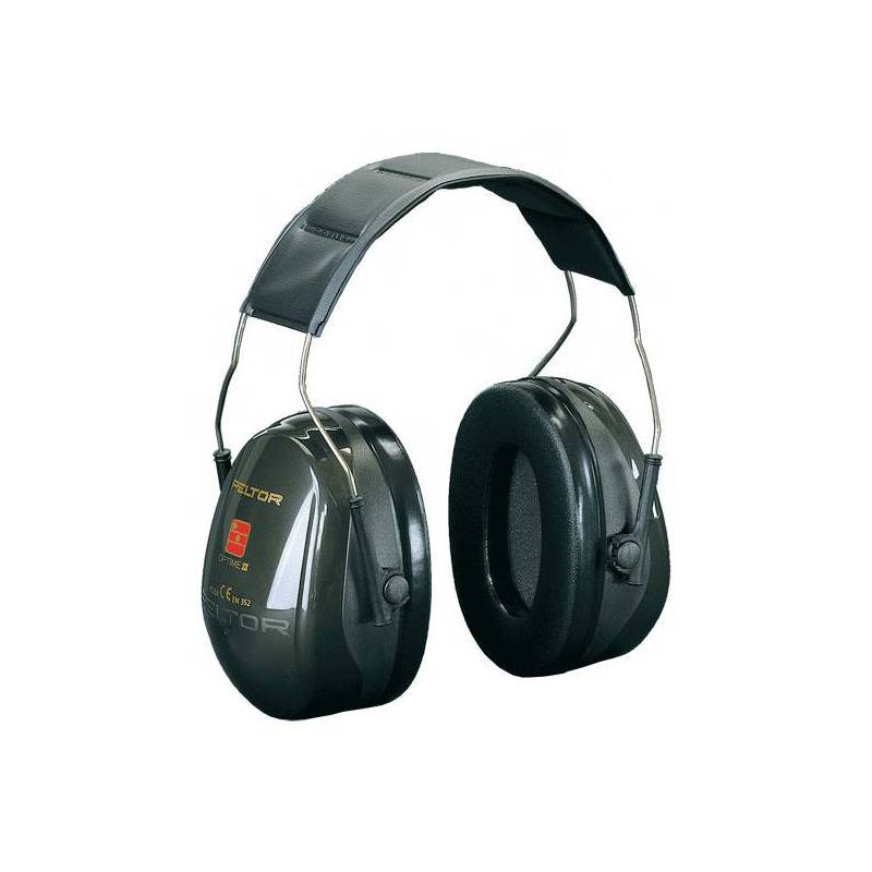 PROTECTOR AUDITIVO 3M-PELTOR OPTIME II DIADEMA