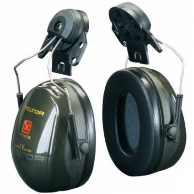 PROTECTOR AUDITIVO 3M-PELTOR OPTIME II A CASCO
