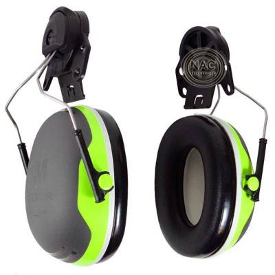 PROTECTOR AUDITIVO 3M-PELTOR X4 A CASCO