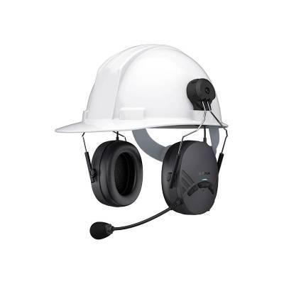 TUFFTALK LITE-02 - Orejera de Comunicación Bluetooth® de largo alcance