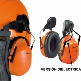 HEADSET H31 TO HELMET P3E, DI-ELECTRIC