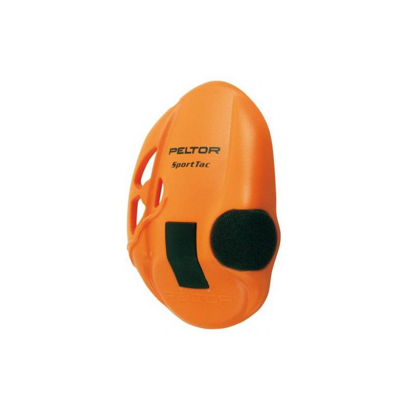 REPLACEMENT SHELLS FOR WS SPORTTAC, ORANGE