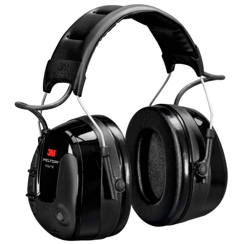 PROTAC III BLACK HEADSET