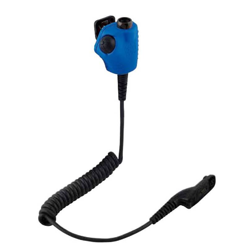 ADAPTADOR SMALL PTT ATEX RADIO MOTOROLA GP320/340