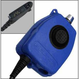 ADAPTADOR PTT ATEX RADIO MOTOROLA GP320/340