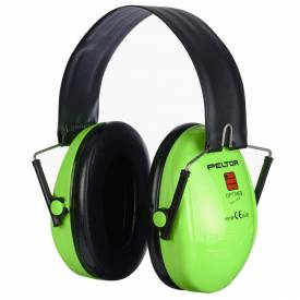 OPTIME I HI-VIZ, FOLDED HEADBAND
