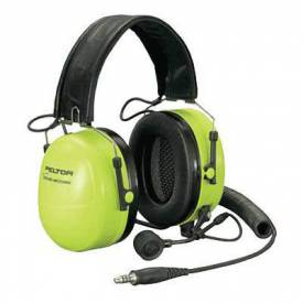 AURICULAR GROUND MECHANIC HI-VIZ, DIADEMA PLEGABLE