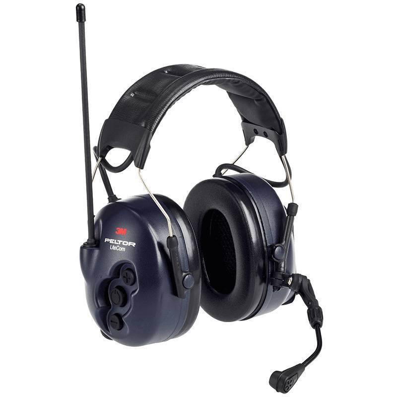 LITECOM RADIO PMR 446 BUILT-IN, HEADBAND