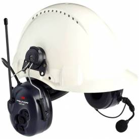 LITECOM CON RADIO PMR 446 INTEGRADA, A CASCO