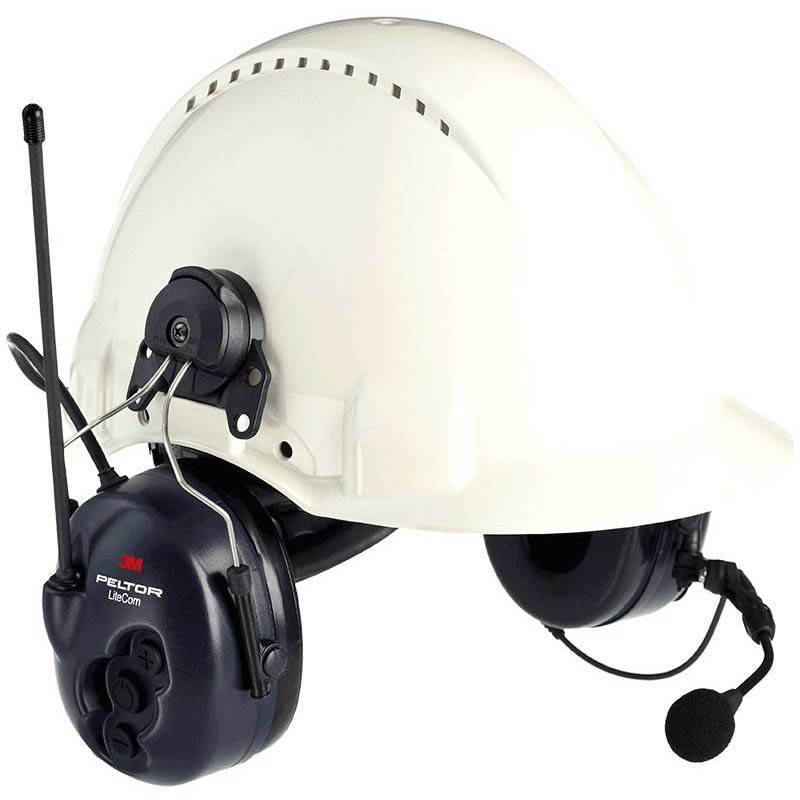 LITECOM RADIO PMR 446 BUILT-IN, HELMET