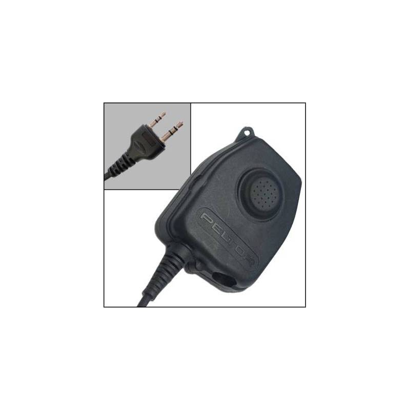ADAPTADOR PTT RADIO ICOM IC-A6, A15, A22