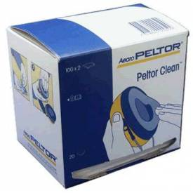 CLEAN PADS 100 PAIR