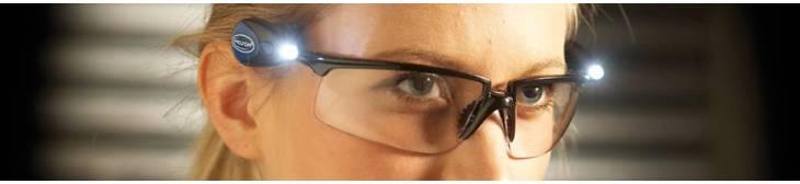 Accesorios para gafas 3M Peltor: fundas, bolsas, bandas elásticas...