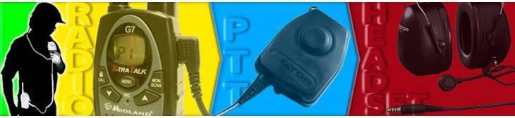 Auriculares de comunicación con conexión directa PELTOR estandar