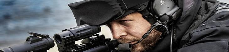 Productos militares, protección balística y comunicaciones tácticas