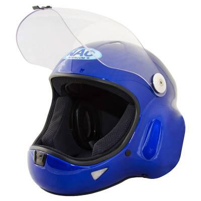 ANUBIS Blue Integral Helmet