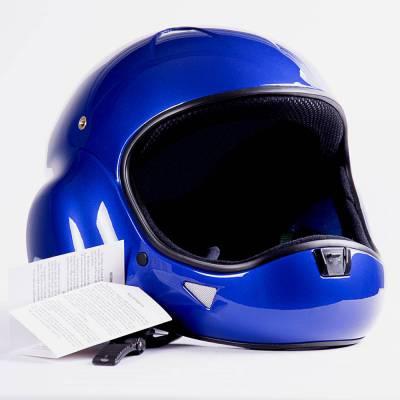 Casco Integral ANUBIS Azul
