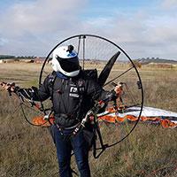 Paramotor PPG Helmet ANUBIS